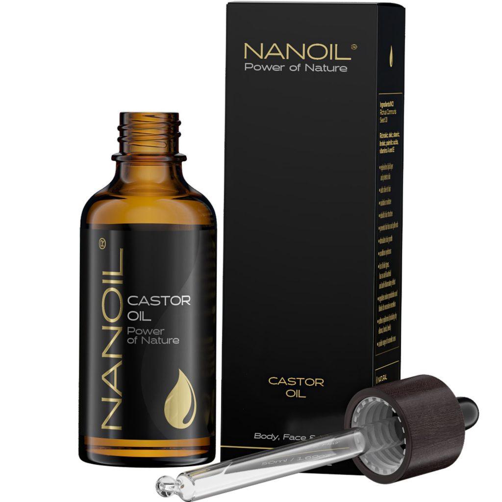 Nanoil - the best castor oil